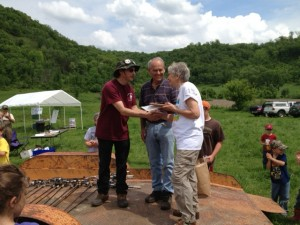 Mary and John Stettler trout day (4)