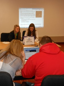 Panelists develop a better understanding of cyberbullying sanction options by participating in the online course.