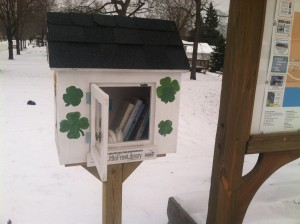 Little Library Pepin Laura Ingall Wilder1
